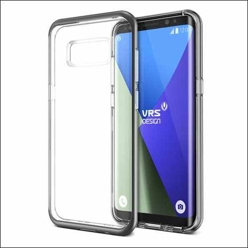 CRYSTAL BUMPER SERIES Case for Samsung Galaxy S8