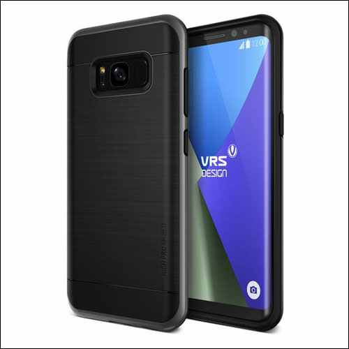 HIGH PRO SHIELD SERIES Case for Samsung Galaxy S8