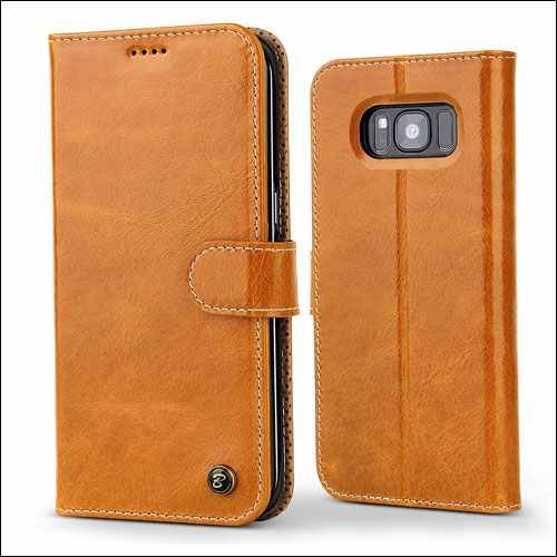 JGOO Case for Samsung Galaxy S8