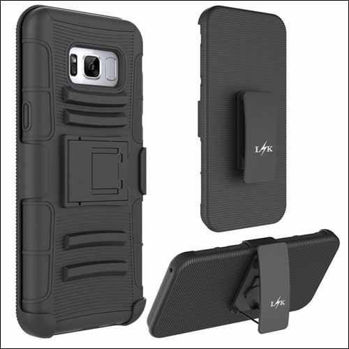 LK Protective Cases for Samsung Galaxy S8 Plus