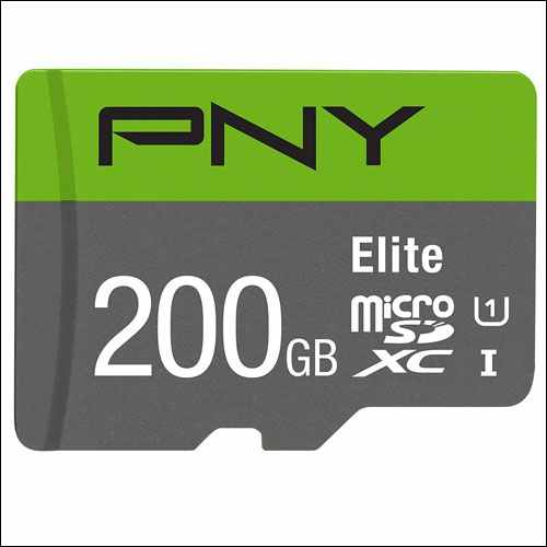 PNY Micro SDXC Card for Nintendo Switch
