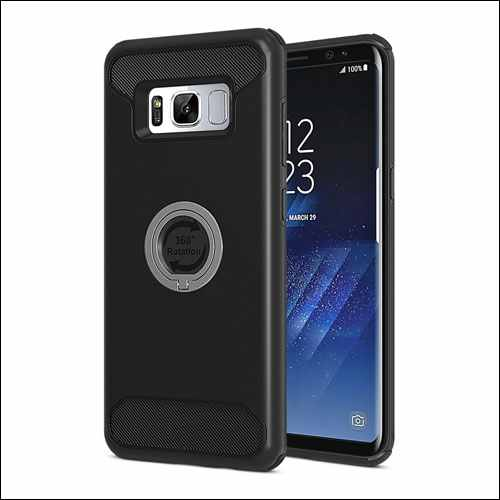 SPARIN Case for Samsung Galaxy S8 Plus