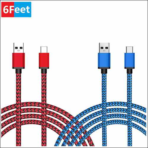 BeneStellar USB C Cable for Galaxy S8 and S8 Plus