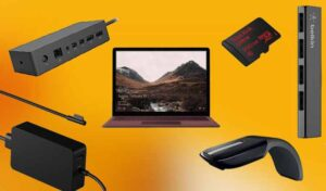 Best Microsoft Surface Laptop Accessories