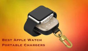 Best Apple Watch Portable Chargers