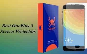 Best OnePlus 5 Screen Protectors