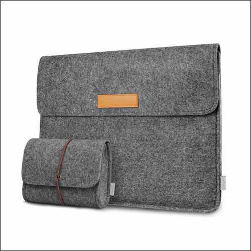 Inateck Best MacBook Pro 15 inch Sleeve