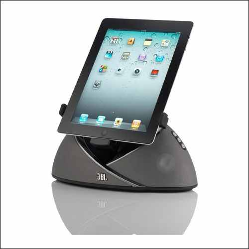 JBL iPad Pro Docking Station and Speakers