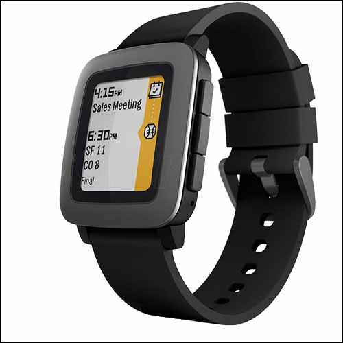 Pebble Technology Corp best smartwatch for teenagers