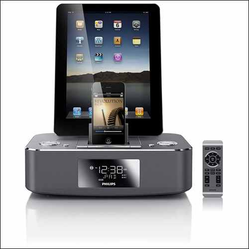 Philips iPad Pro Docking Station and Speakers