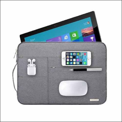 Audirex Water Proof Laptop Tablet Sleeve for 12.9 inch iPad Pro