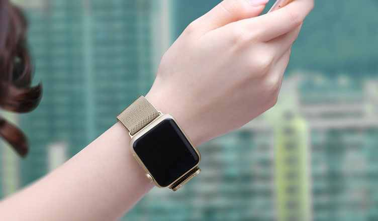 Best Gold Apple Watch Bands in 2017