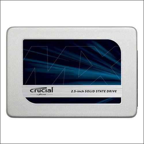 Crucial MX300 Internal SSDs for MacBook Pro