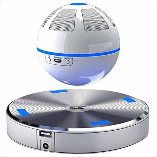 ICE Orb Floating Wireless Portable Bluetooth Speaker