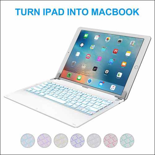 Raydem iPad Pro 12.9 inch Keyboard Cover