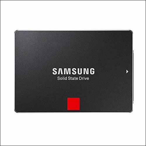 Samsung 850 PRO Internal SSDs for MacBook Pro