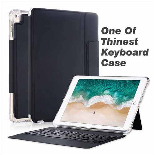 Valkit Bluetooth Keyboard Case for iPad Pro 12.9
