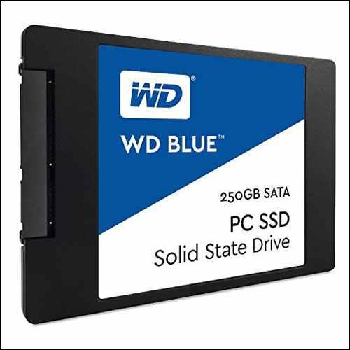 WD Blue 250GB Internal SSD