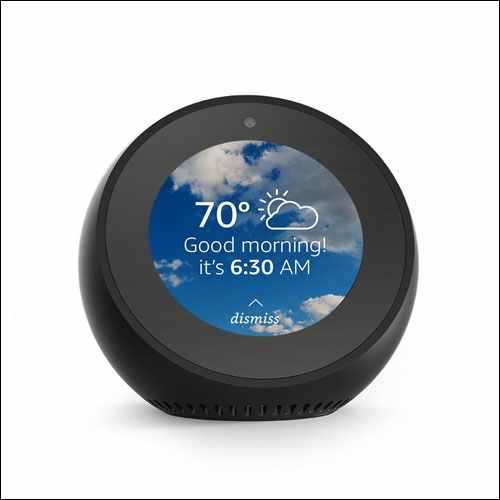 Amazon Echo Spot Best Alarm Clocks