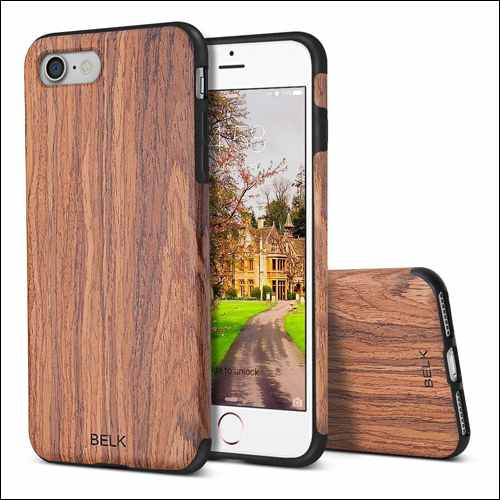 Belk Slim Bumper for Apple iPhone 8 Case