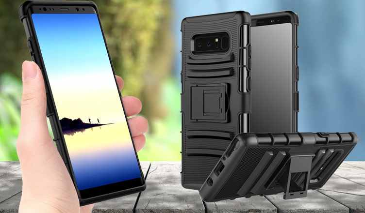 Best Samsung Galaxy Note 8 Kickstand Cases