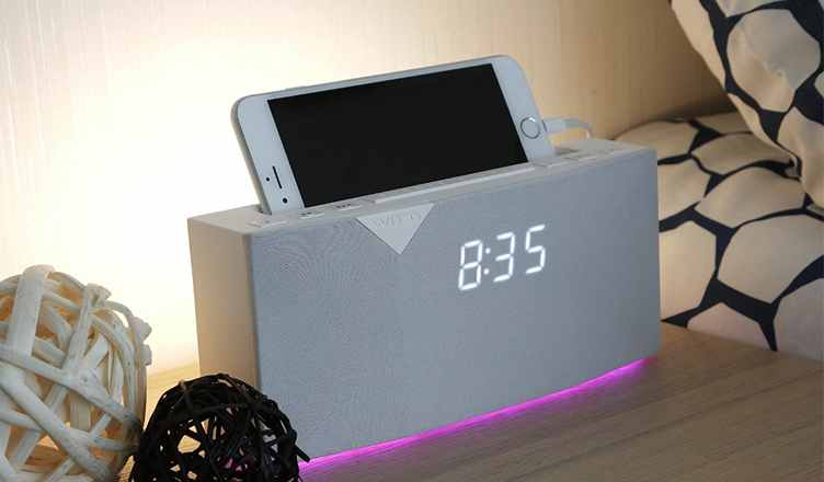 Best Smart Alarm Clocks Clocks That Will Wake You Up In - Best alarm clocks