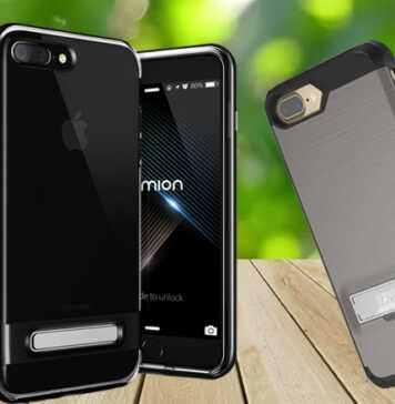 Best iPhone 8 Plus Kickstand Cases in 2017