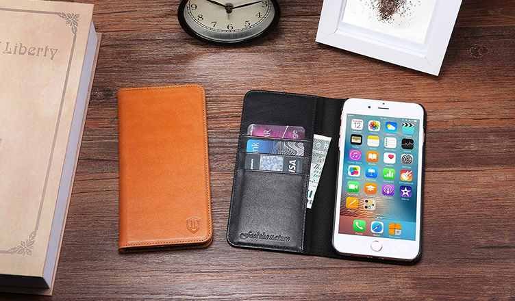 Best iPhone 8 Plus Leather Cases
