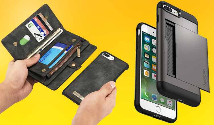 Best iPhone 8 Plus Wallet Cases