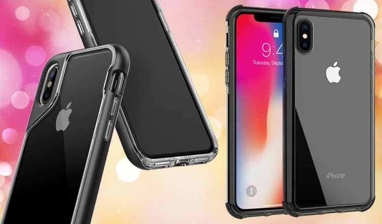 finest selection 26c15 71303 8 Best iPhone Xs / X Clear Cases Under $20 You Can Buy Right Now
