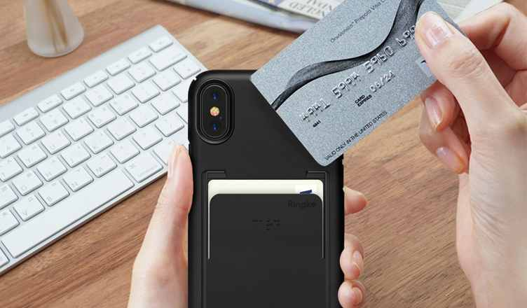 innovative design fd5a9 e27b9 7 Best Wallet Cases for iPhone X / XS: Card Holder Cases for iPhone ...