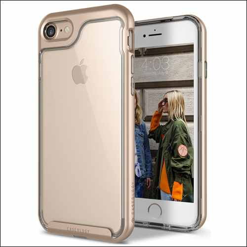 Caseology Transparent Cover for Apple iPhone 8