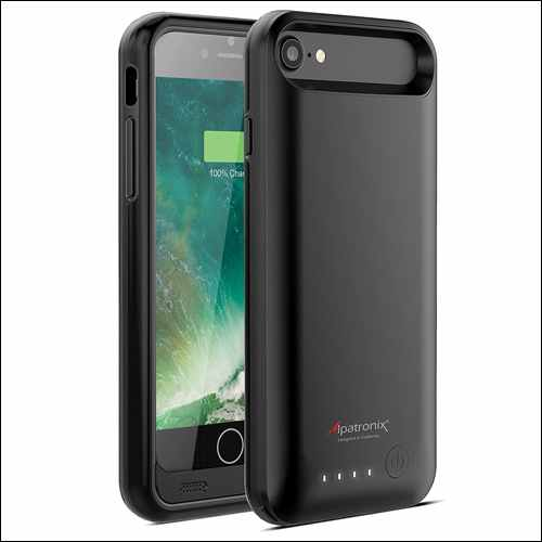 Alpatronix iPhone 8 Battery Cases