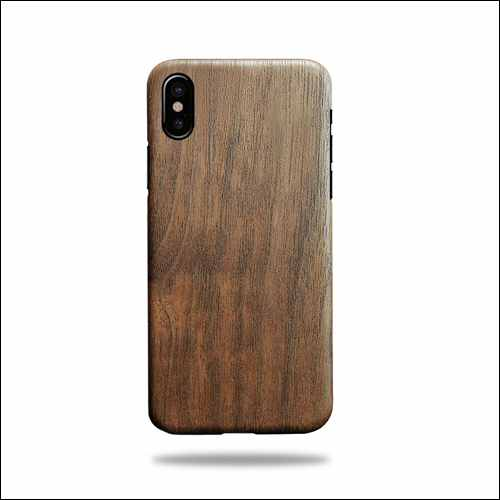 Anyvape Wooden iPhone X case