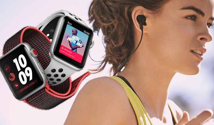 Best Apple Watch Bluetooth Headphones in 2017