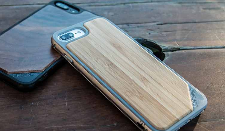 Best iPhone 8 Plus Wooden Cases