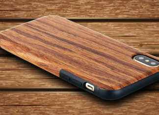 Best iPhone X Wooden Cases