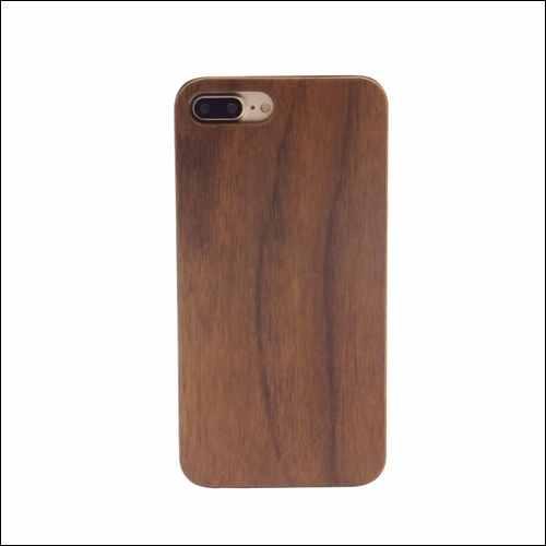 Blue Hole iPhone 8 Plus Wooden Cases