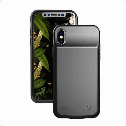 I.VALUX iPhone X Battery Cases
