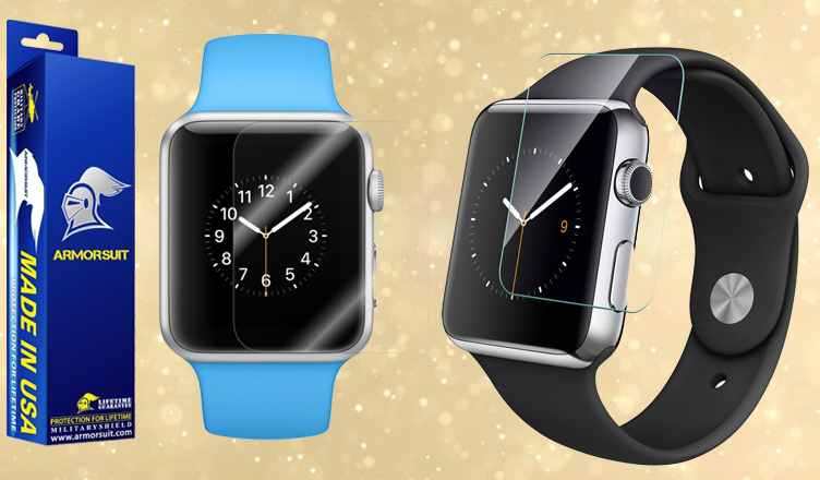 Best Apple Watch 38mm Screen Protectors