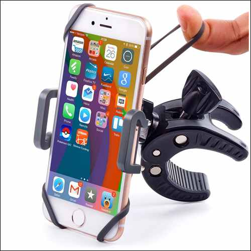 CAW.CAR Accessories Bike Mounts for iPhone X, iPhone 8 and iPhone 8 Plus
