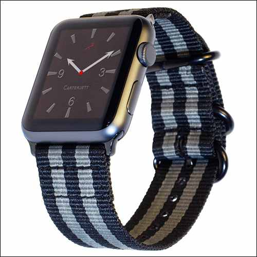 Carterjett Sport Bands for Apple Watch Series 3