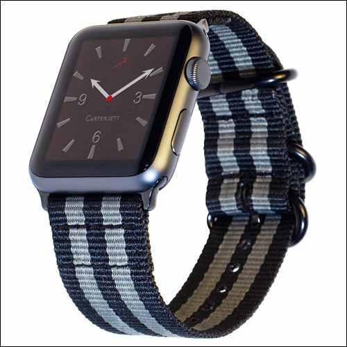 Carterjett Sport Bands for Apple Watch Series 3