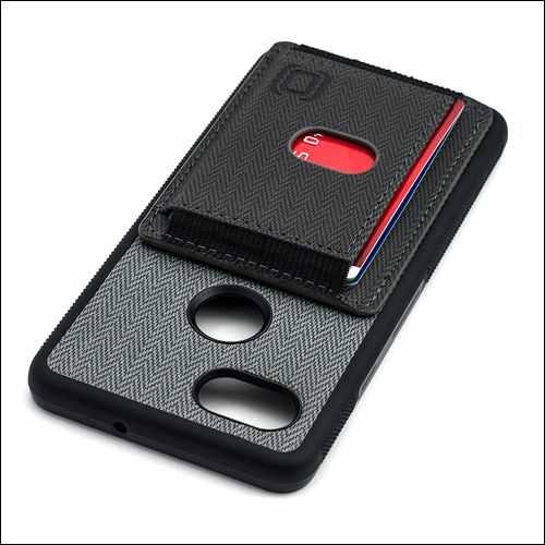 Dockem Google Pixel 2 XL Bumper Wallet Case