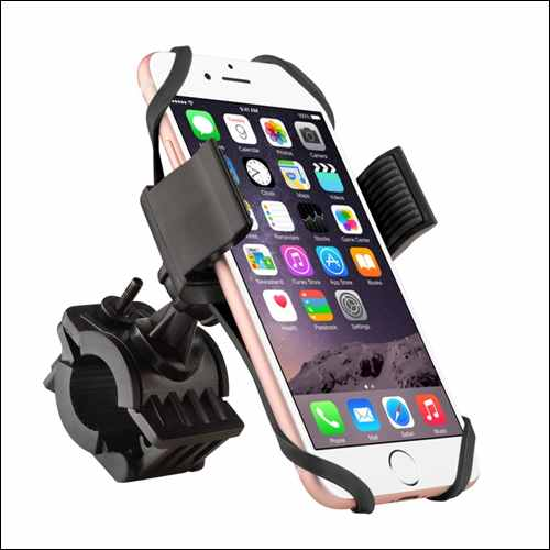Insten Bike Mounts for iPhone X, iPhone 8 and iPhone 8 Plus