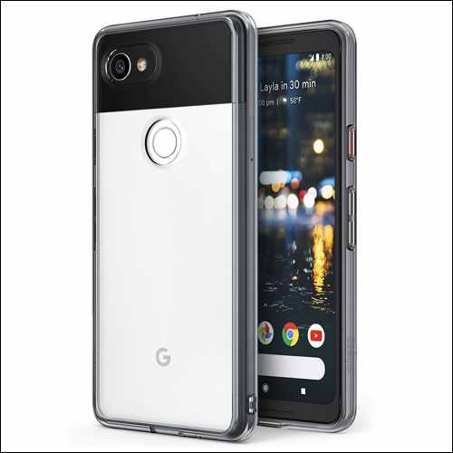 Ringke FUSION Bumper Cover for Pixel 2 XL