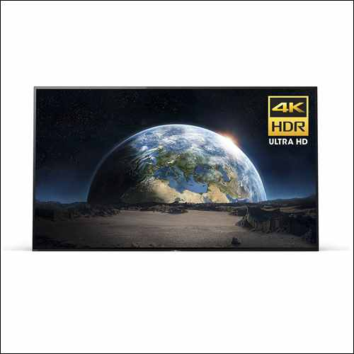 Sony XBR65A1E 65-Inch 4K Ultra HD Smart BRAVIA OLED TV Google Home Smart Devices