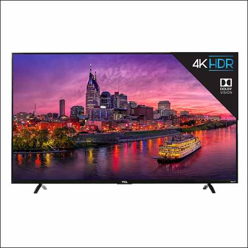 TCL 55P607 55-Inch 4K TV for Apple TV