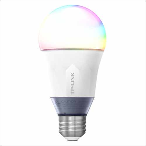 TP-Link Multicolour Smart LED Bulb Google Home Smart Devices