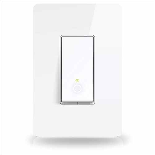 TP-Link Smart Wi-Fi Light Switch Google Home Smart Devices